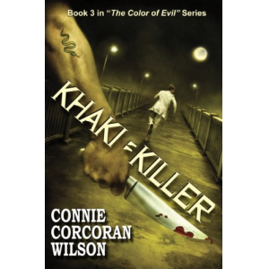 Khaki = Killer: A Young Adult Paranormal Thriller (The Color of Evil Series)