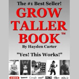 Grow Taller book