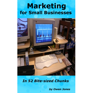 Marketing for Small Businesses in 52 Parts