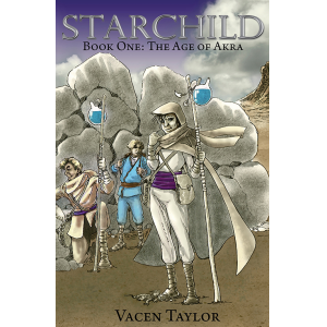 Starchild: The Age of Akra