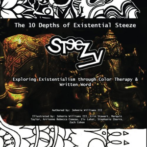 The 10 Depths of Existential Steeze: Exploring Existentialism through Color Therapy and Written Word