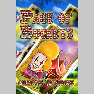 Page of Buckets (Circus Tarot Book 2)