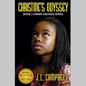 Christine's Odyssey (Book 1 Simms Siblings Series)