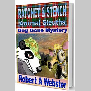 Ratchet & Stench: Animal Sleuths