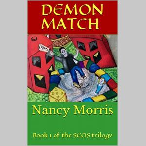 Nancy Morris: Book 1 of the SEOS trilogy