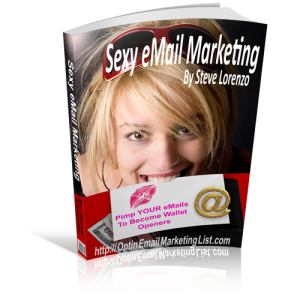 Sexy eMail Marketing