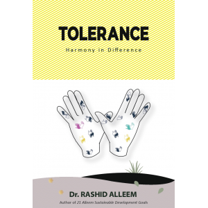 TOLERANCE-HARMONY IN DIFFERENCE