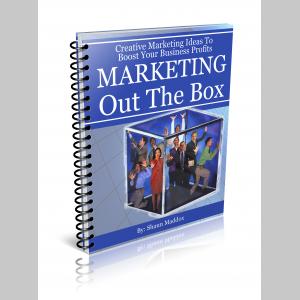 MARKETING OUTSIDE THE BOX - Free Marketing Ebook