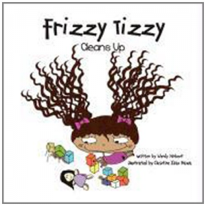 Frizzy Tizzy Cleans Up