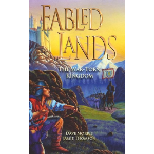 The War-Torn Kingdom (Fabled Lands)
