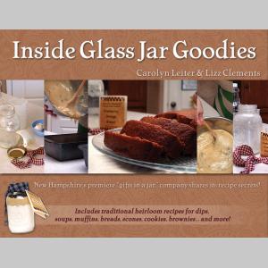 Inside Glass Jar Goodies