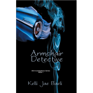 Armchair Detective (AKA Investigations Series, Book 1)