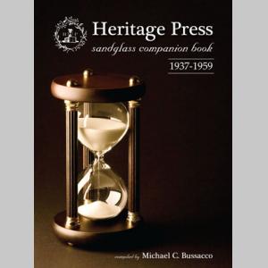 Heritage Press: Sandglass Companion Book 1937-1959