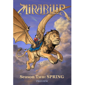 Mirabilis season two: Spring