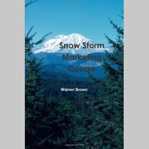 Snow Storm Marketing Course