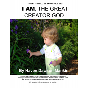 I Am, the Great Creator God