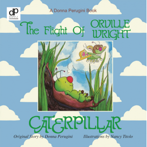 The Flight of Orville Wright Caterpillar