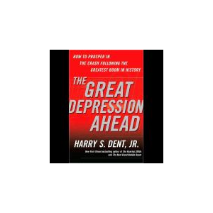 THE GREAT DEPRESSION AHEAD