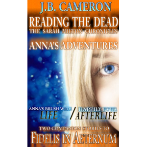 Anna's Adventures (Reading The Dead - The Sarah Milton Chronicles)