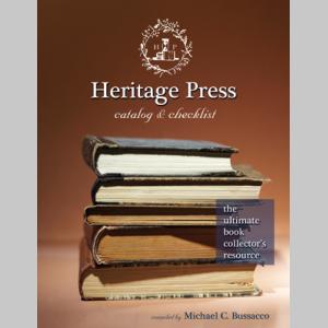 Heritage Press: Catalog & Checklist