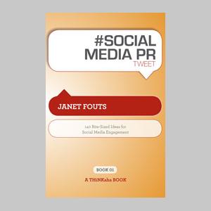 Social Media PR Tweet