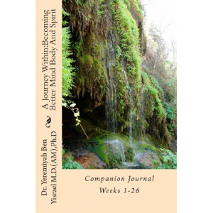A Journey Within:Becoming Better Mind Body And Spirit: Companion Journal Weeks 1-26