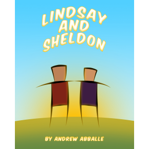 Lindsay and Sheldon  by Andrew Abballe