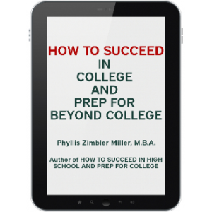 How to Succeed in College and Prep for Beyond College