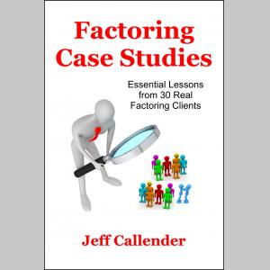 Factoring Case Studies (2nd Edition)