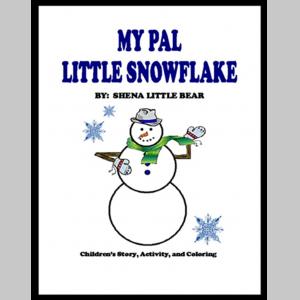 MY PAL LITTLE SNOWFLAKE