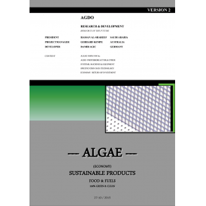 BUSINESS WITH ALGAE PRODUCTS