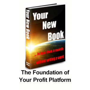 Your New Book