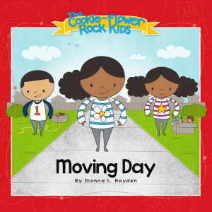 The Cookie-Flower Rock Kids: Moving Day