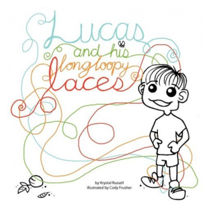 Lucas and His Long Loopy Laces