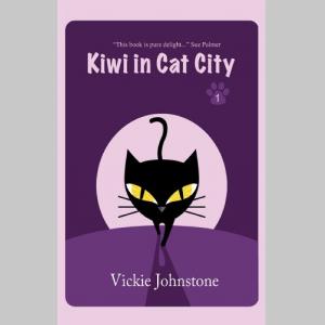 Kiwi in Cat City (Kiwi series)