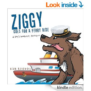 Ziggy Goes For A Ferry Ride: A Dog's Nantucket Adventure