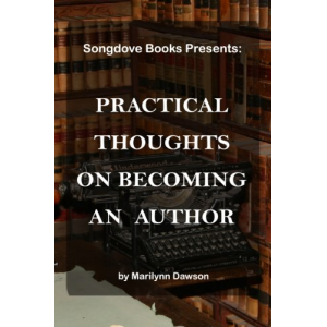 Practical Thoughts on Becoming an Author