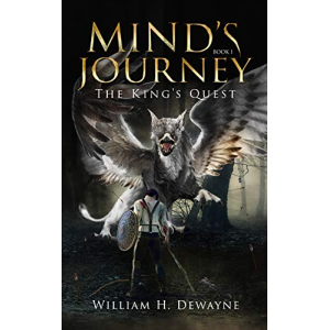 Mind's Journey: The King's Quest (A Gamelit Fantasy Adventure)