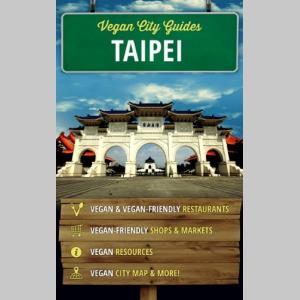Vegan City Guides Taipei