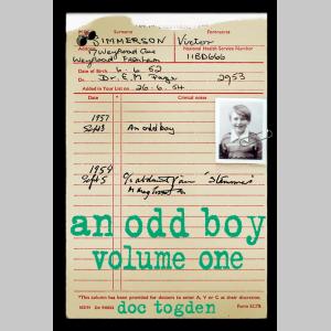 an odd boy - volume one