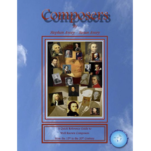 Composers: A Quick Reference Guide to Well Known Composers from The15th to the 20th Century