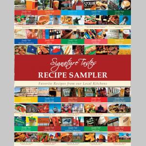 Signature Tastes Recipe Sampler