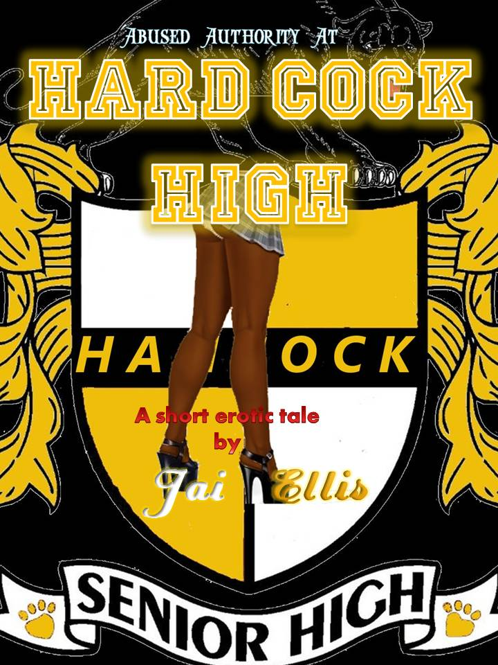 Abused Authority at Hard Cock High