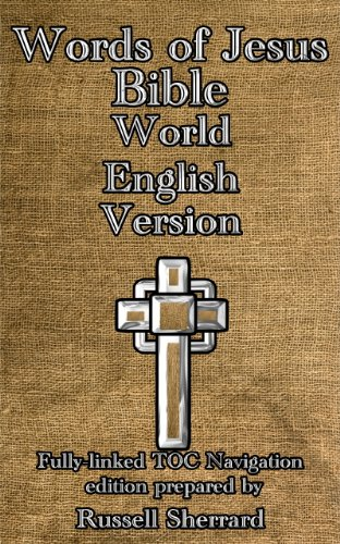 Words of Jesus Bible - World English Version