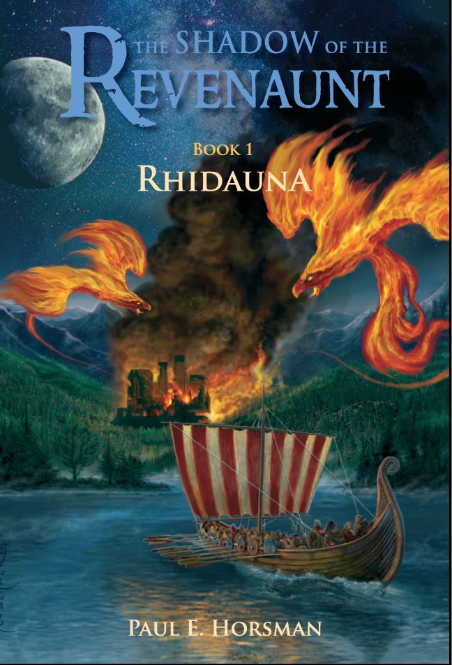 Rhidauna (The Shadow of the Revenaunt, Book 1)