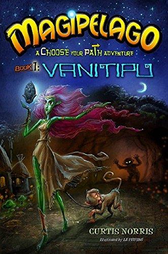 Magipelago: Book 1: Vanitipu