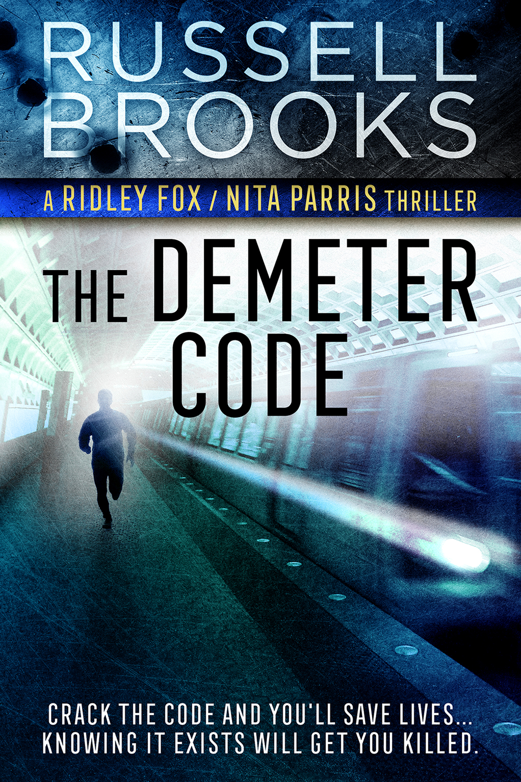 The Demeter Code (An International Spy Thriller)