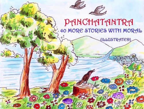 Panchatantra 40 More Stories with Moral (Illustrated)