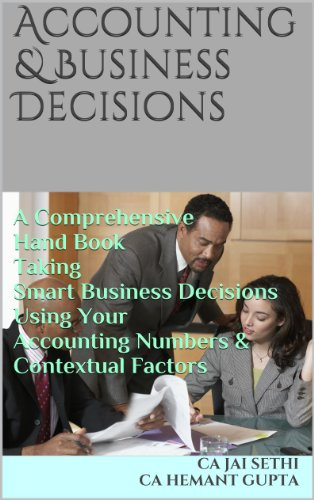 Accounting & Business Decisions