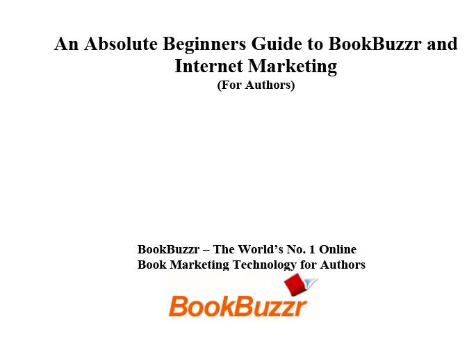 Beginners Guide to BookBuzzr